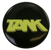 Tank - 'Name Logo' Button Badge